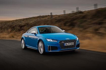 2019 Audi TTS coupé - Isle of Man 116