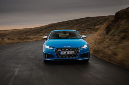 2019 Audi TTS coupé - Isle of Man 117