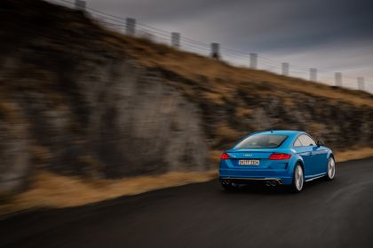 2019 Audi TTS coupé - Isle of Man 122