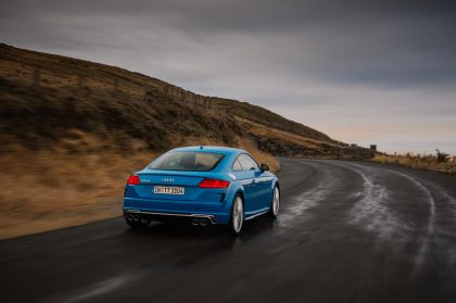 2019 Audi TTS coupé - Isle of Man 123