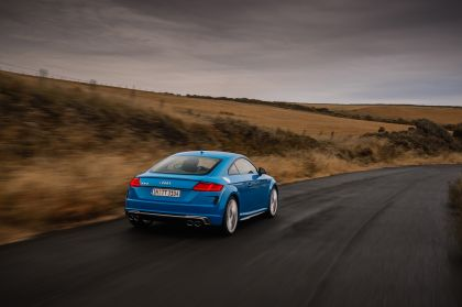 2019 Audi TTS coupé - Isle of Man 126