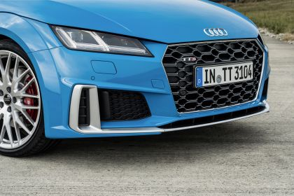 2019 Audi TTS coupé - Isle of Man 132