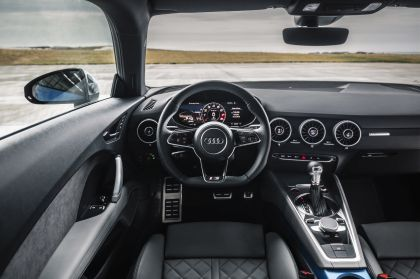2019 Audi TTS coupé - Isle of Man 143