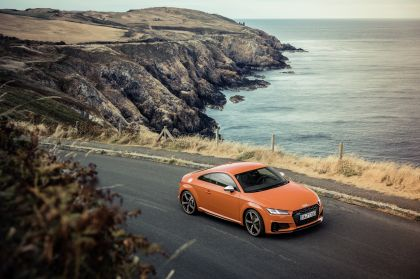 2019 Audi TTS coupé - Isle of Man 150