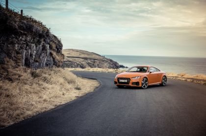 2019 Audi TTS coupé - Isle of Man 152
