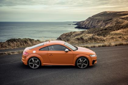 2019 Audi TTS coupé - Isle of Man 155