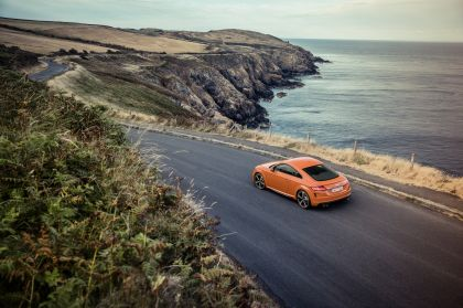 2019 Audi TTS coupé - Isle of Man 158
