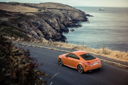 2019 Audi TTS coupé - Isle of Man 159