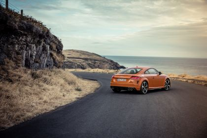 2019 Audi TTS coupé - Isle of Man 160