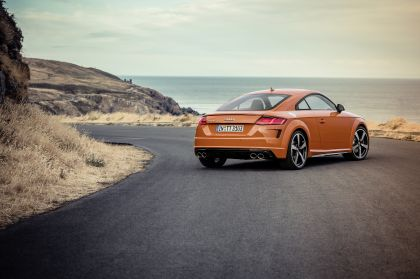 2019 Audi TTS coupé - Isle of Man 161