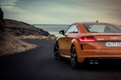 2019 Audi TTS coupé - Isle of Man 163
