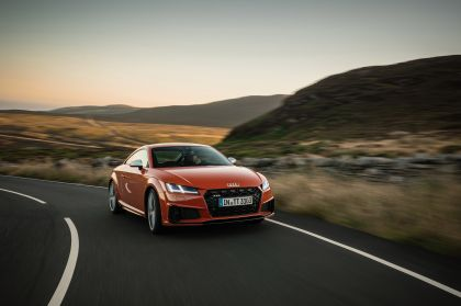 2019 Audi TTS coupé - Isle of Man 168