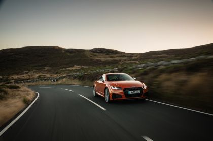 2019 Audi TTS coupé - Isle of Man 176