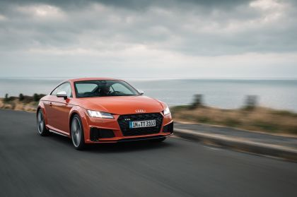 2019 Audi TTS coupé - Isle of Man 178