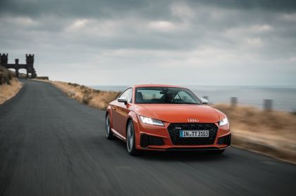 2019 Audi TTS coupé - Isle of Man 179