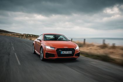 2019 Audi TTS coupé - Isle of Man 180