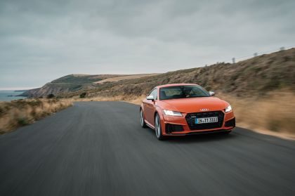 2019 Audi TTS coupé - Isle of Man 181