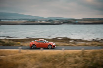 2019 Audi TTS coupé - Isle of Man 184