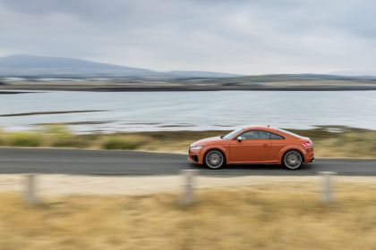 2019 Audi TTS coupé - Isle of Man 186
