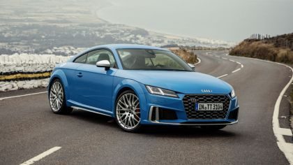 2019 Audi TTS coupé - Isle of Man 1
