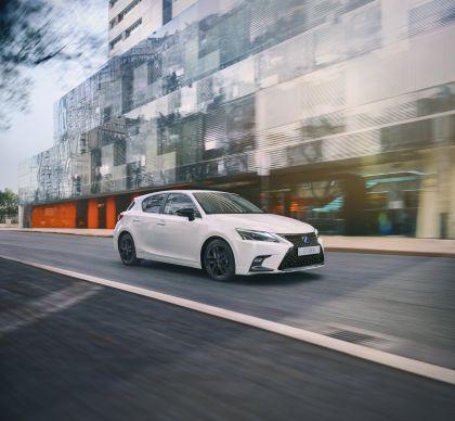 2019 Lexus CT Hybrid Special Edition Sport 1