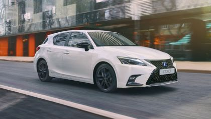 2019 Lexus CT Hybrid Special Edition Sport 3