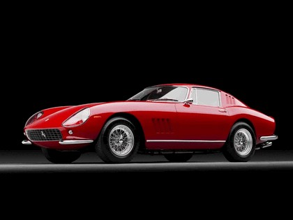 1967 Ferrari 275 GTB-4 2