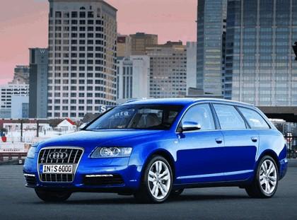 2008 Audi S6 Avant 1