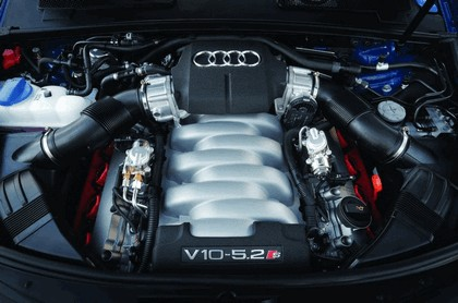 2008 Audi S6 Avant 8