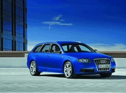 2008 Audi S6 Avant 9