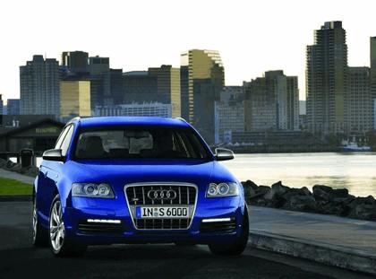 2008 Audi S6 Avant 11