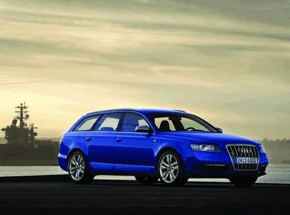 2008 Audi S6 Avant 12