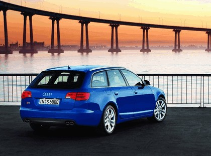 2008 Audi S6 Avant 16