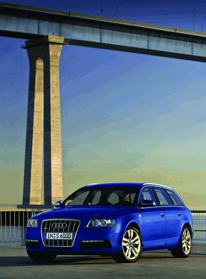 2008 Audi S6 Avant 17