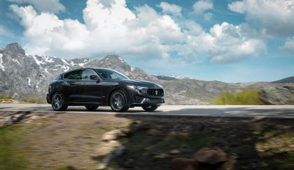 2019 Maserati Levante S Q4 GranSport 9