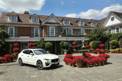 2019 Maserati Levante S Q4 GranSport 22