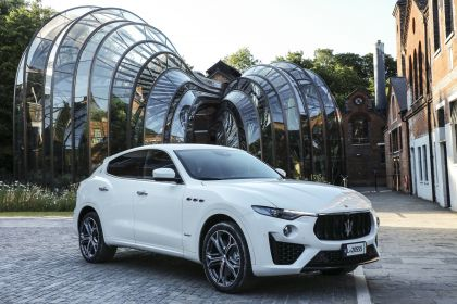 2019 Maserati Levante S Q4 GranSport 25