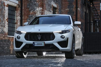 2019 Maserati Levante S Q4 GranSport 26