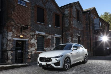 2019 Maserati Levante S Q4 GranSport 28
