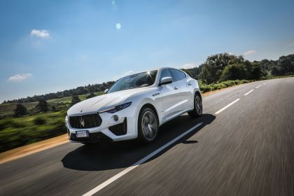 2019 Maserati Levante S Q4 GranSport 31