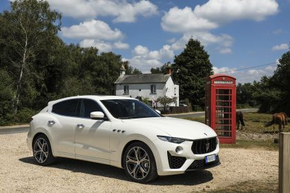 2019 Maserati Levante S Q4 GranSport 41