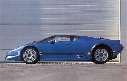 1990 Bugatti EB110 prototype 2