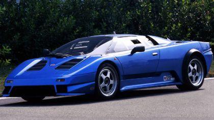1990 Bugatti EB110 prototype 4