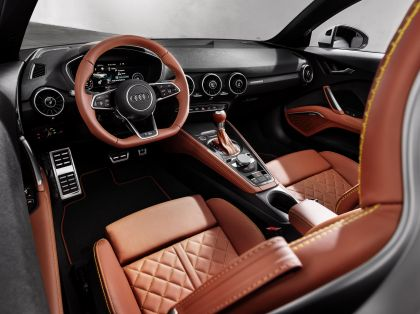 2019 Audi TT roadster - 20th anniversary 9