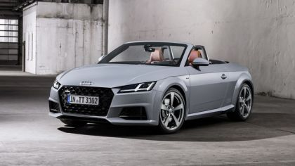 2019 Audi TT roadster - 20th anniversary 1