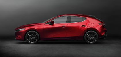 2019 Mazda 3 hatchback 2