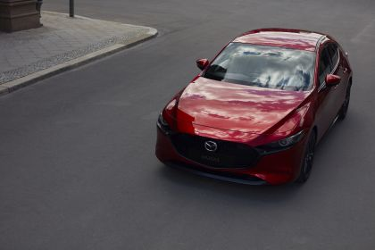 2019 Mazda 3 hatchback 4