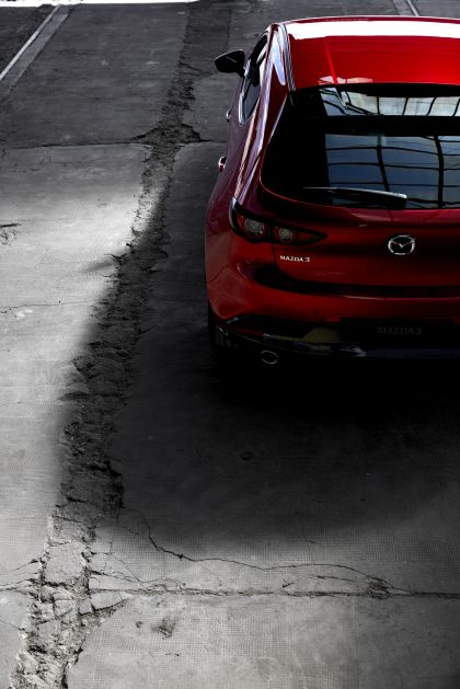 2019 Mazda 3 hatchback 9