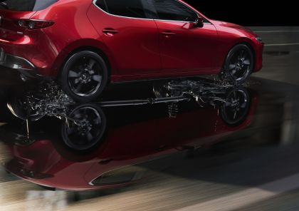 2019 Mazda 3 hatchback 12