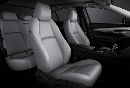 2019 Mazda 3 hatchback 21